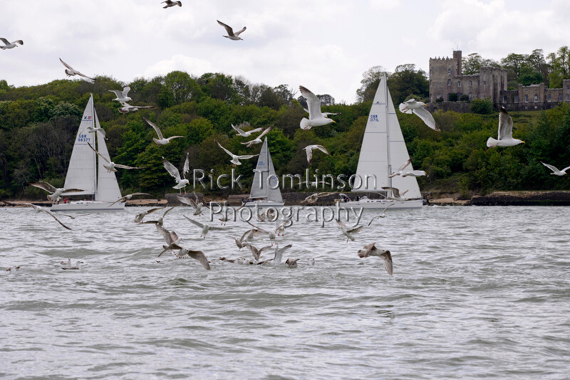 XYSC14-RT0837   X-Yachts Solent Cup 2014 RYS Cowes Gulls, SX Girl Xtra Time