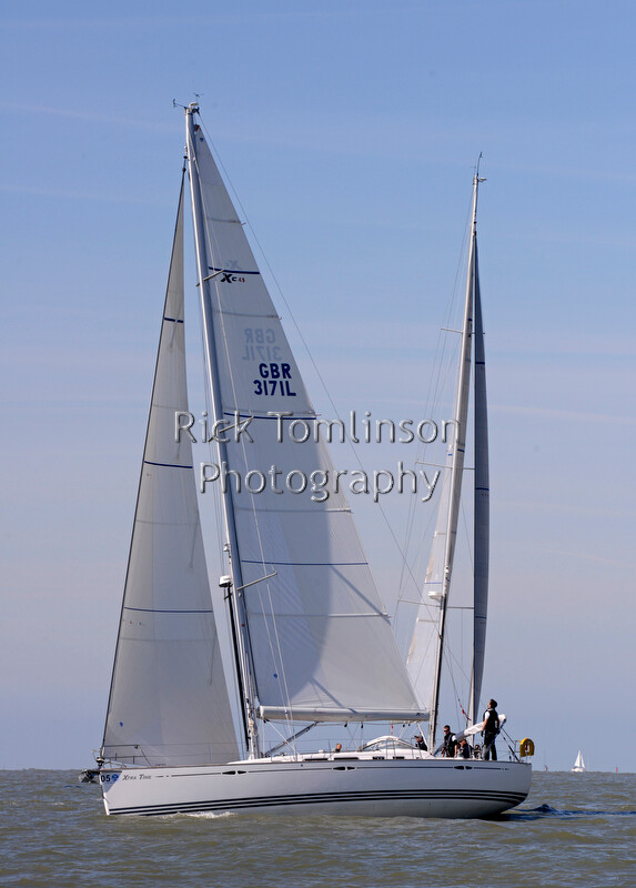 XYSC14-RT0289   X-Yachts Solent Cup 2014 Xtra Time