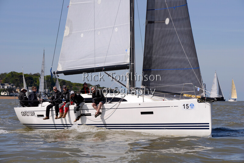 XYSC14-RT0171   X-Yachts Solent Cup 2014 Vixter