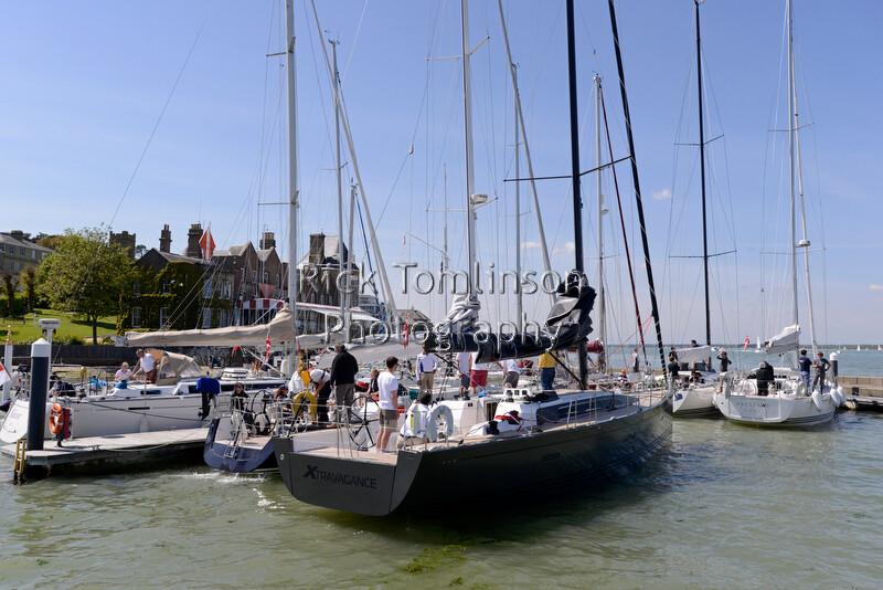 XYSC14-RT0512   X-Yachts Solent Cup 2014 Xtravagance