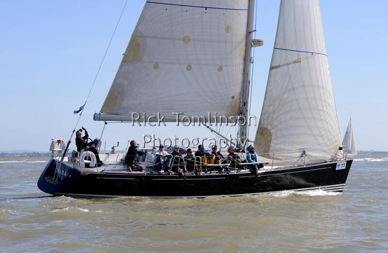 XYSC14-RT0183   X-Yachts Solent Cup 2014 Xnara
