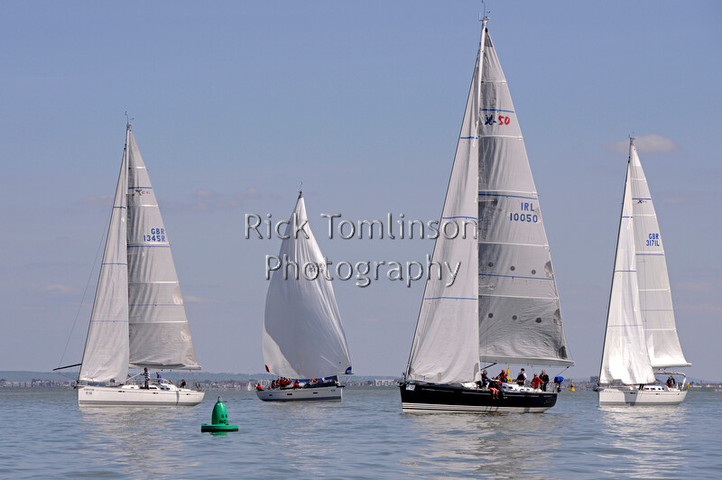 XYSC14-RT0521   X-Yachts Solent Cup 2014 Touche Vlll
