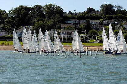 SCW07-0227   Skandia Cowes Week 2007 day 1, Saturday August 4 SB3 Fleet