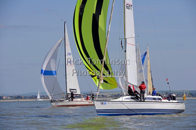 XYSC14-RT0395   X-Yachts Solent Cup 2014 La Nef lV