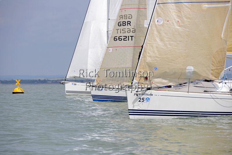 XYSC14-RT0890   X-Yachts Solent Cup 2014 RYS Cowes La Nef, Pure Attitude