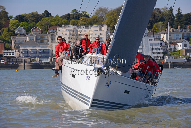 XYSC14-RT0196   X-Yachts Solent Cup 2014 Simples