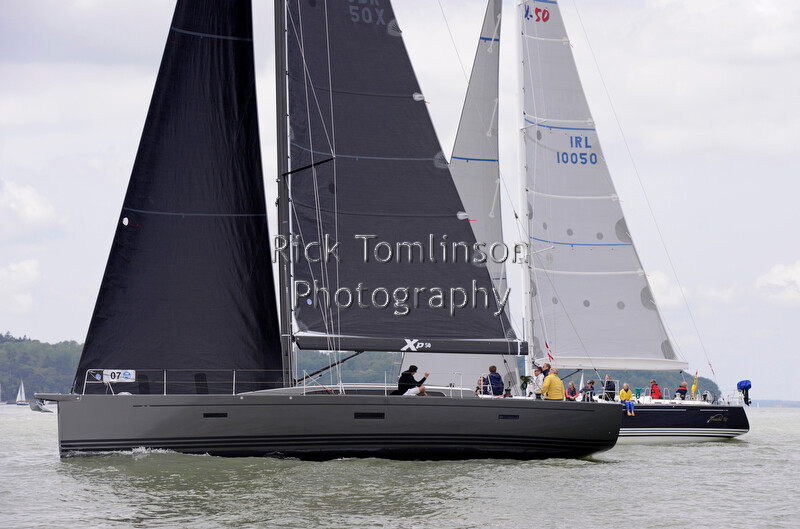 XYSC14-RT0726   X-Yachts Solent Cup 2014 RYS Cowes Xtravagance