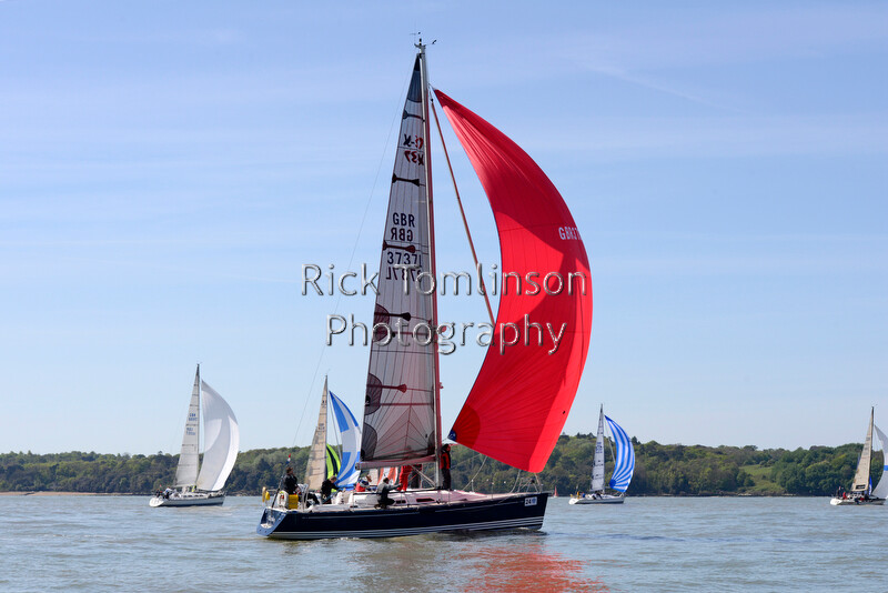 XYSC14-RT0428   X-Yachts Solent Cup 2014 Unruly
