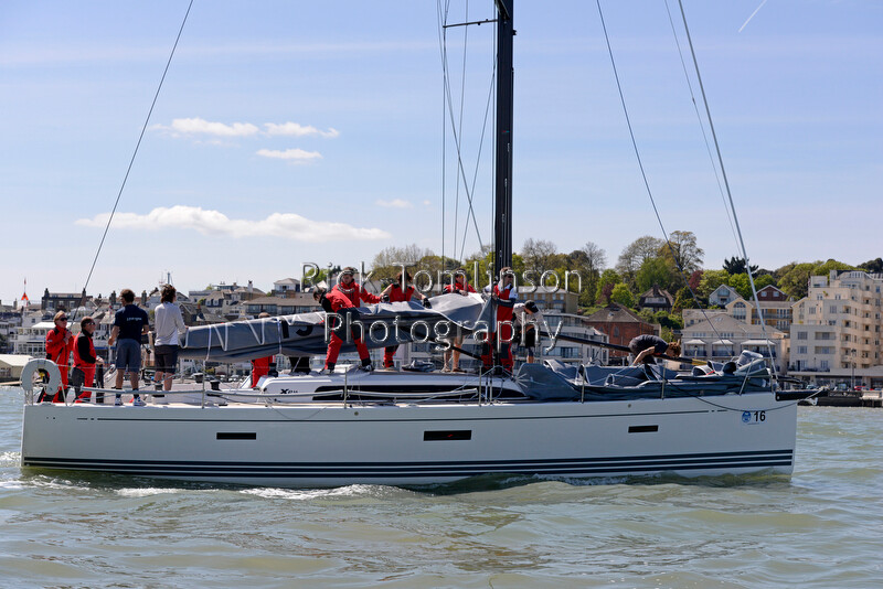 XYSC14-RT0555   X-Yachts Solent Cup 2014 Simples