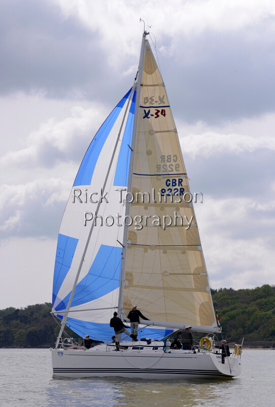 XYSC14-RT0635   X-Yachts Solent Cup 2014 RYS Cowes Juno